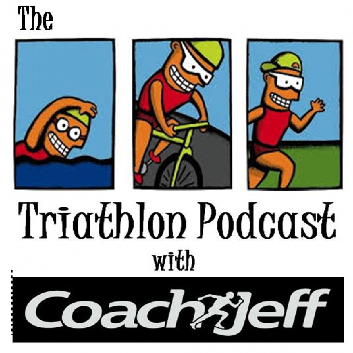 The Triathlon Podcast with Coach Jeff